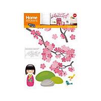 Sticker Branche de cerisier