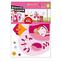 Sticker Princesse