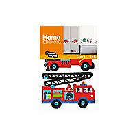 Sticker Camions de pompiers