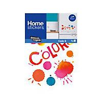 Sticker vitres Colors