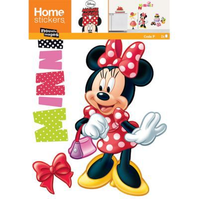 Sticker Disney Minnie fashion