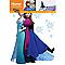 Sticker Disney Reine neige