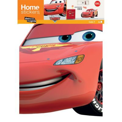 Sticker Disney Cars face