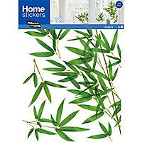Sticker vitres XL Bambou