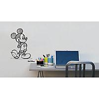 Sticker Mickey sketch