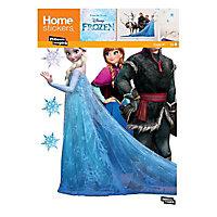 Sticker Disney Anna/ Elsa Reine des Neiges