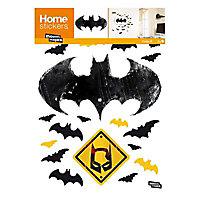 Adhésif Logo Batman Warner 49 x 69 cm