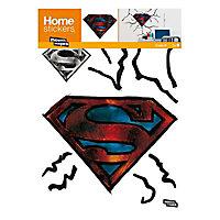 Adhésif Logo Superman Warner 49 x 69 cm