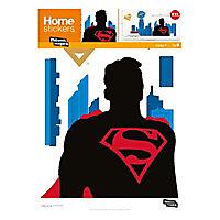 Adhésif Superman City XXL Warner 49 x 69 cm