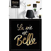 Stickers La Vie est Belle