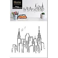 Stickers NY Skyline