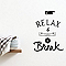 Stickers Relax