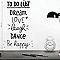 Stickers To do list 49 x 69 cm