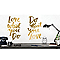 Stickers Do what you love 49 x 69 cm