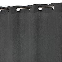 Rideau Ajaccio granit 140 x 280 cm