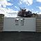 Portail PVC Marville 300 x h. 130 cm