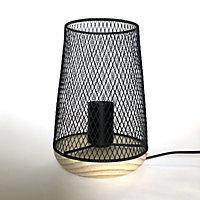 Lampe à poser Dada Art Beryl noir