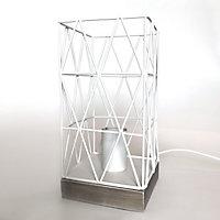Lampe à poser Dada Art Ciara blanc