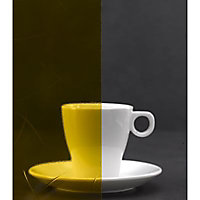 Verre Antique jaune 141 4mm, le m²