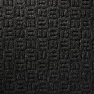 Moquette noire Harmony 4 m