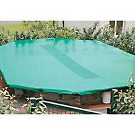 Bâche d'hiver Banquise pour piscine hors sol (vendu au m²)
