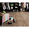 Revêtement sol PVC Texline Noma coloris miel 4 m (vendu à la coupe)