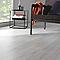 Revêtement sol PVC Texline Noma blanc 4 m (vendu à la coupe)