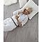 Revêtement sol PVC Home Comfort Keywest gris 4m (vendu à la coupe)