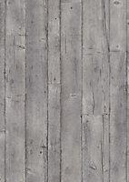 Revêtement sol PVC Funtex Fabrik gris 4m (vendu à la coupe)