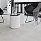 Revêtement sol vinyle Booster Jersey Clear effet bois beige 4m (vendu à la coupe)