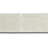 Sangle coton écru DIALL 40 mm au m