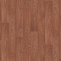 Revêtement sol PVC Cuba Essentials marron 4m (vendu à la coupe)