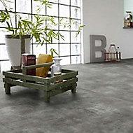 Revêtement sol PVC Kiruma noir 2m (vendu au m²)