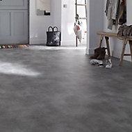 Revêtement sol PVC Kiruma gris 2m (vendu au m²)