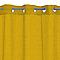 Rideau Colours Valencia jaune 140 x 240 cm