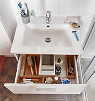 Ensemble de salle de bains Slapton plan-vasque