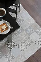 Revêtement sol PVC Texline Provence crème 4m (vendu à la coupe)