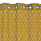 Rideau Scalea jaune 140 x 240 cm