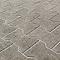 Pavé H gris 20 x 17 cm, ép.5 cm