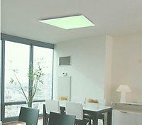 Panneau LED Loura RVBW 60 x 30 cm 4000K