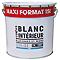 Peinture intérieure plafonds et murs COLOURS blanc mat 15 L