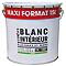 Peinture intérieure plafonds et murs COLOURS blanc satin 15 L