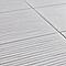 Faïence Top Stripes Pearl 65 x 25 cm