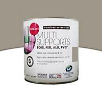Peinture multi-supports extérieur COLOURS taupe mat 0,5L