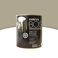 Peinture bois extérieur Colours galet satin 0,5L