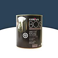Peinture bois extérieur Colours orage satin 0,5L