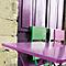 Peinture multi-supports extérieur Colours blanc brillant 2L