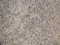 Vrac sable roulé lavé calcaire 0/4