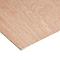 Panneau Contreplaqué de feuillus - 244 x 122 cm, ép.5 mm