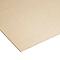 Panneau Médium (MDF) marron - 40,5 x 81 cm, ép.3 mm